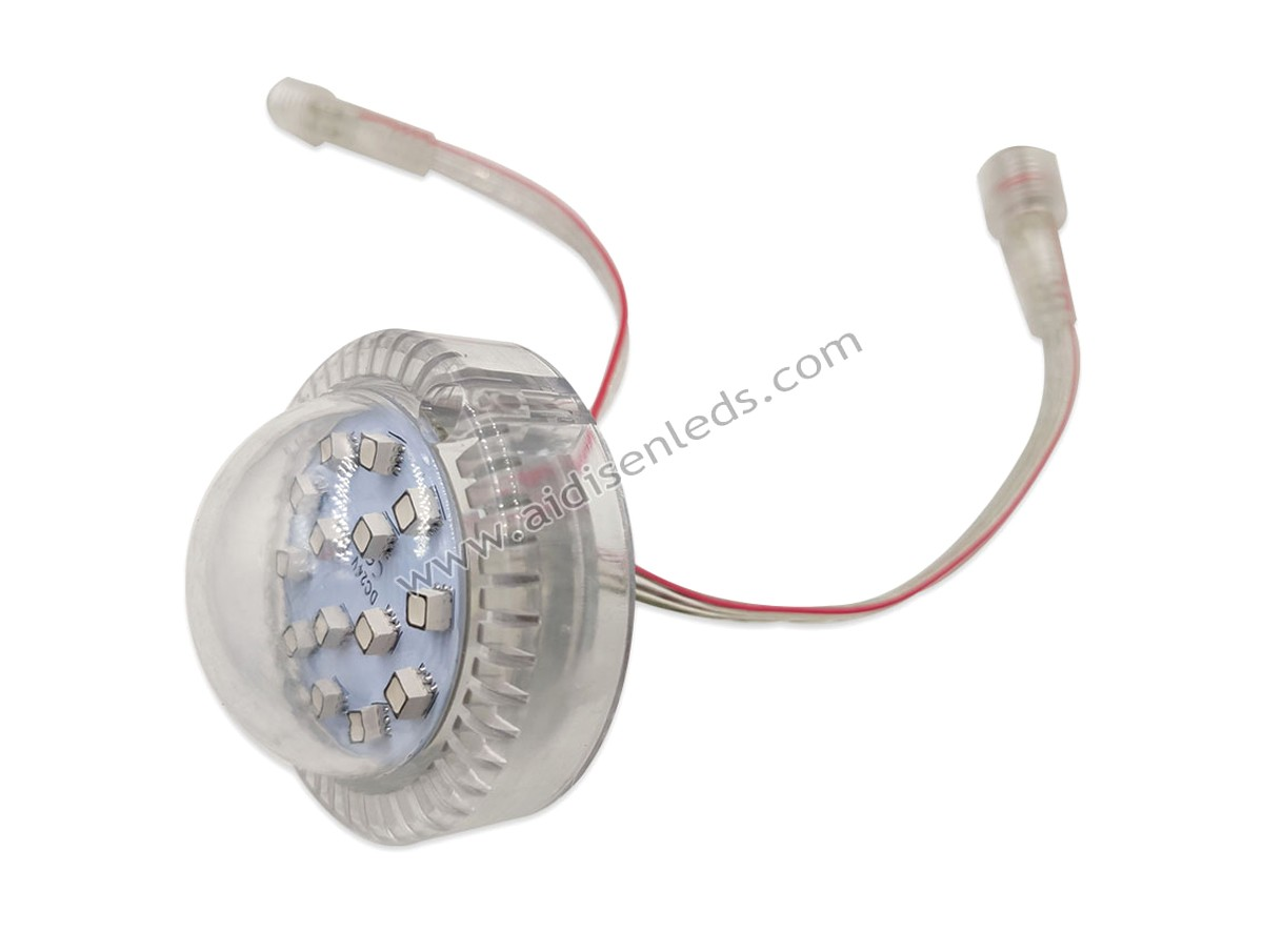 ADS-IC5514  amusement RGB pixel LED lights