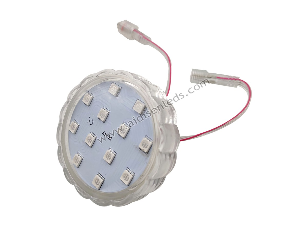 ADS-IC7012 70mm DC24V led pixel light SM16703