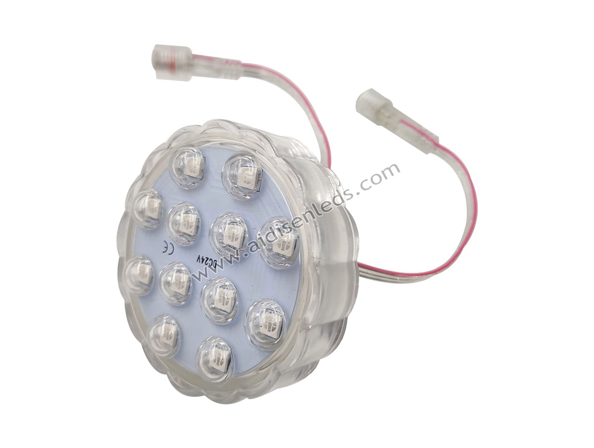 ADS-IC7012T 70mm DC24V 12leds funfair light