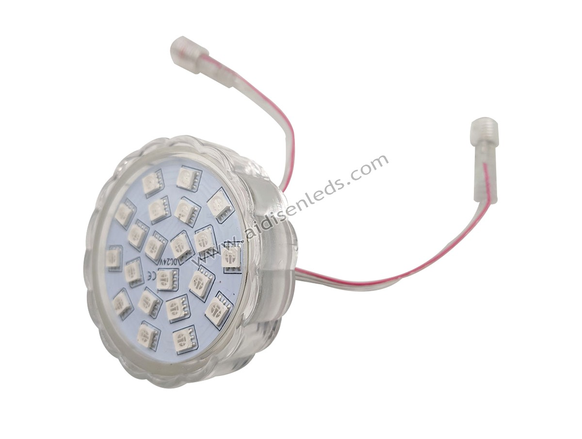 ADS-IC7021 DC24V 21pcs leds  amusement ride lighting
