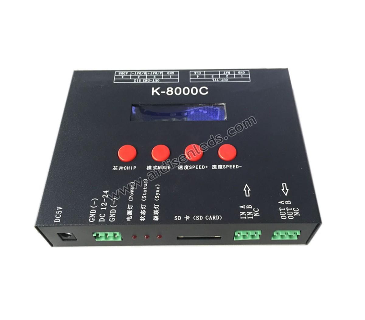 Performance characteristics of street light controller