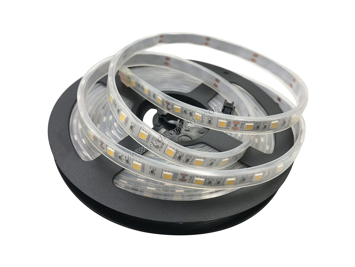 1m-60leds-SMD5050 5050 Single color LED strip 60LED/M