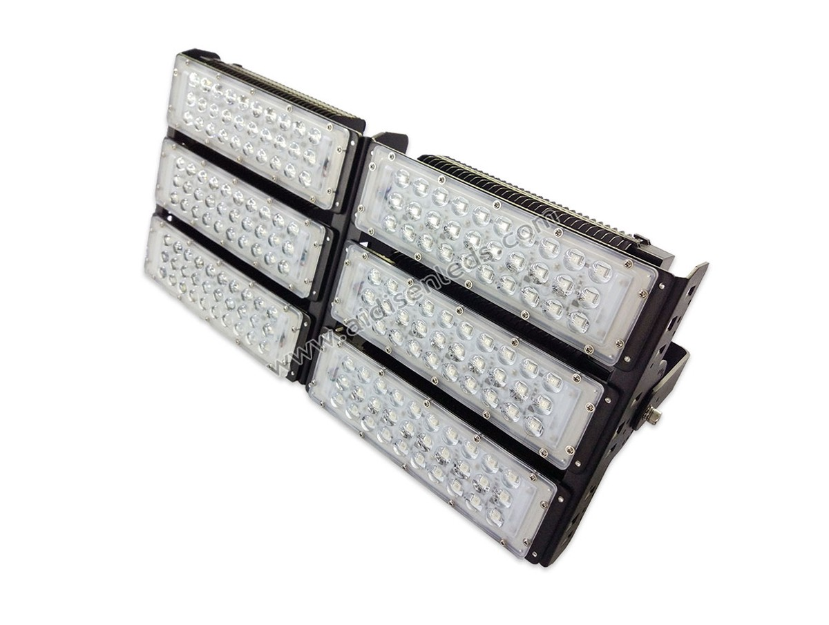 ADS-F720-300W rgb dmx led flood lights for amusement park