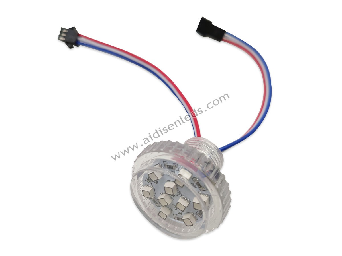 ADS-IC309-35 rgb led pixel UCS16703 led funfair lights
