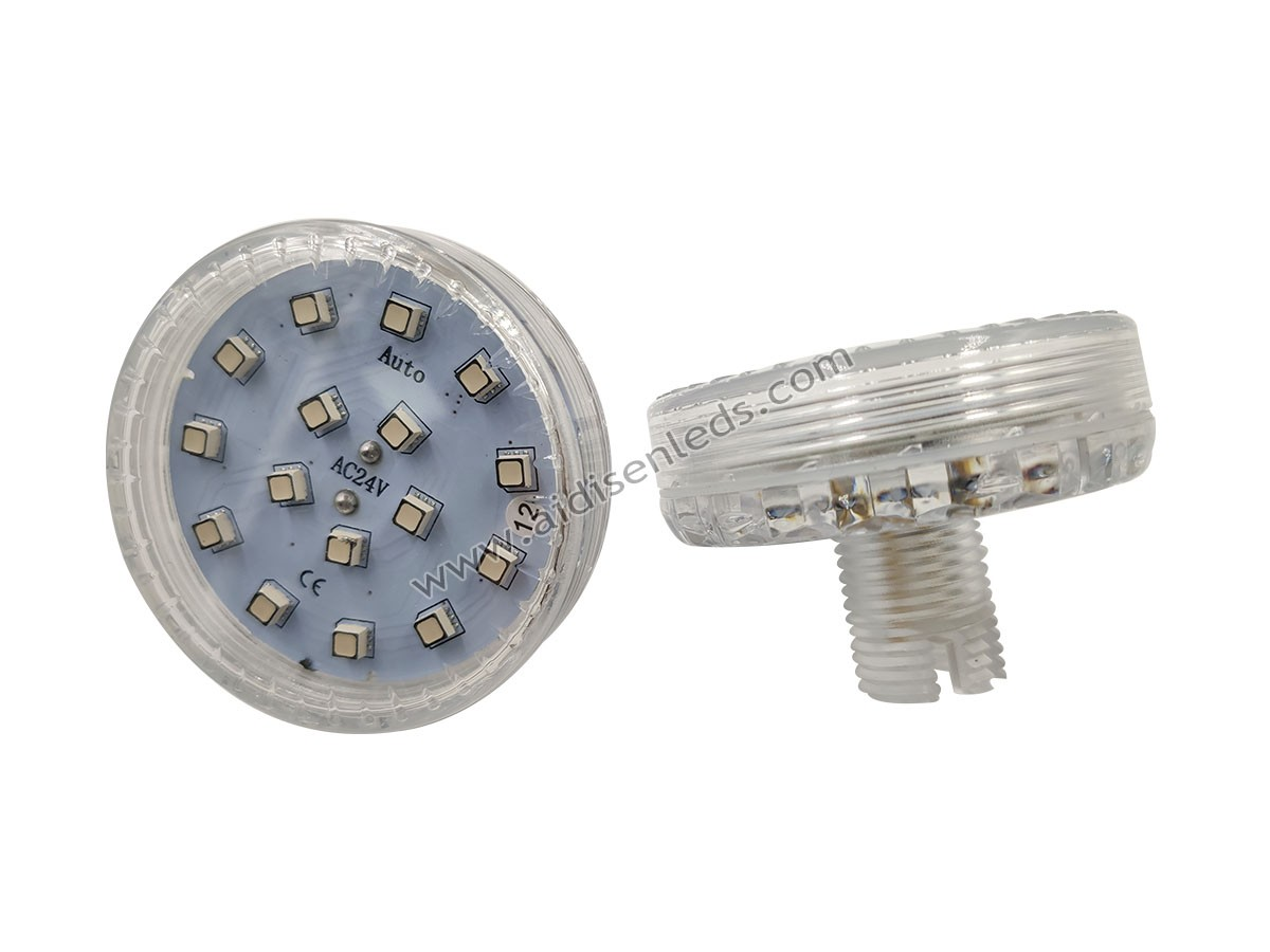 ADS-IC6021S-auto (with-pins) rgb ac24v 3535 multiple color auto Led lamp